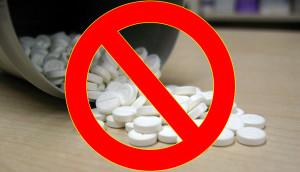 Läkemedel hör hemma i kroppen, inte i avloppet.