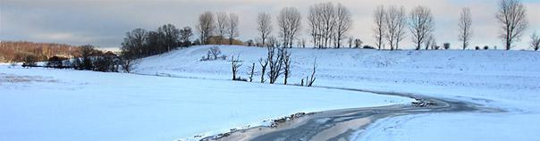 Pinnån vid utflöde till Rönneå, provpunkt R58 - Foto: Birgitta Bengtsson