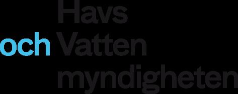 Havs- och vattenmyndighetens logotyp