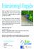 Infoblad och zonkarta för fiskmärkningen