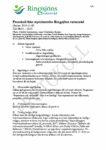 Protokoll – Styrelsemöte 2015-11-05