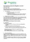Protokoll – Styrelsemöte 2016-03-01