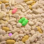 Läkemedel som riskerar att hamna i avloppet. Foto: Pöllö