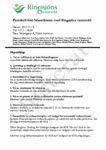 Protokoll för Ringsjöns vattenråds höststämma 16/11 2017