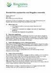 Protokoll från styrelsemöte med Ringsjöns vattenråd 2018-11-07