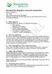 Protokoll från styrelsemöte med Ringsjöns vattenråd 2019-02-15
