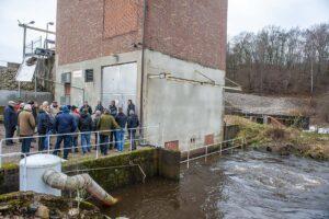 Stackarps vattenkraftverk