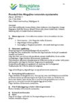 Protokoll från styrelsemöte med Ringsjöns vattenråd 2019-06-11