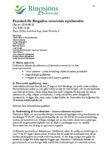 Protokoll från styrelsemöte med Ringsjöns vattenråd 2019-08-30