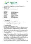 Protokoll från styrelsemöte med Ringsjöns vattenråd 2019-10-18